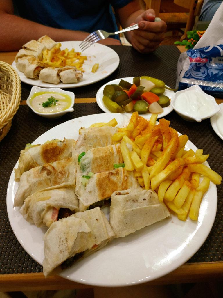 jedzenie jordania