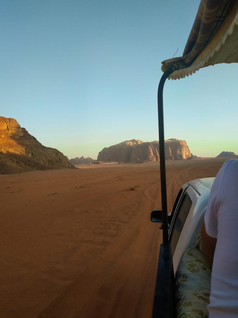 jeep tour jordania