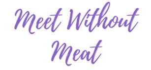 meet without meat – przepisy, wegańskie przewodniki