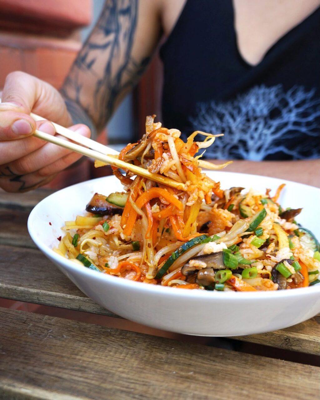 wegańska łódź wegańskie jedzenie w łodzi meet without meat