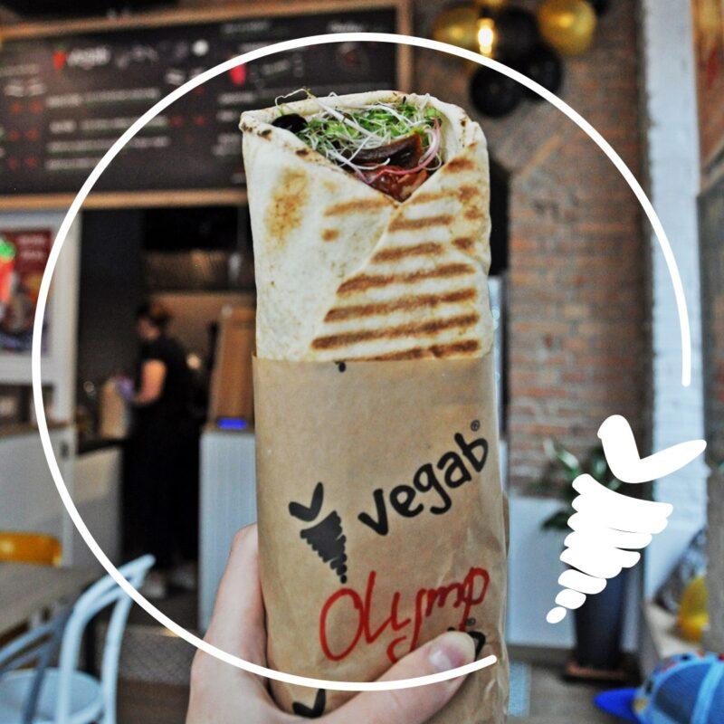 vegab weganskie jedzenie w krakowie
