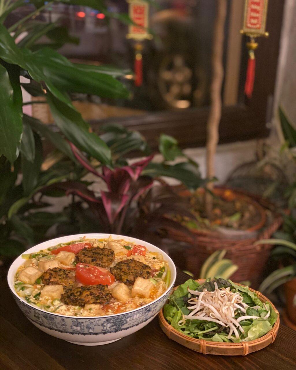 wietnam krakow weganskie jedzenie