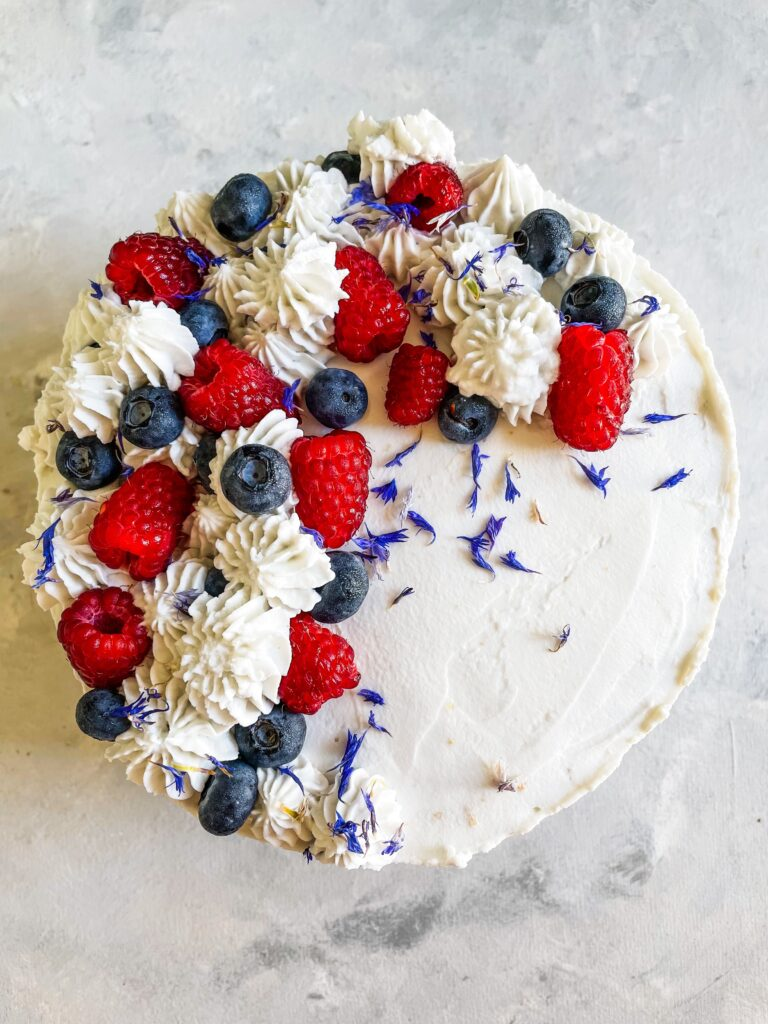 wegański tort łódź